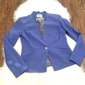 Vero Moda | Blue Ling Long Sleeve Blazer Jacket 40